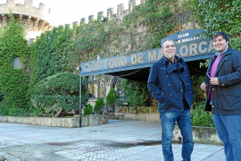 El Consell tumba el proyecto de convertir el Foro de Mallorca en un geriátrico privado