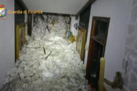 El rescate avanza despacio por la peligrosidad en el hotel de Italia arrasado por un alud