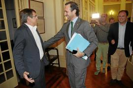 Més pide que comparezcan Antich y Bauzá y que expliquen qué hacen en el Senado