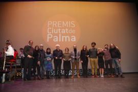 El Teatre Principal acoge unos Premis Ciutat de Palma marcados por los galardones en música y el teatro