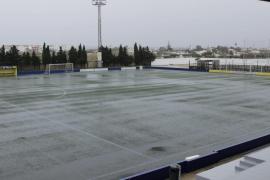 La Federació de Fútbol de les Illes Balears avisa de la posible suspensión de partidos a causa del temporal de lluvias