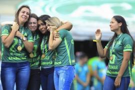 El Chapecoense vuelve a jugar por primera vez desde accidente aéreo