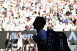 Andy Murray se desdibuja ante el ataque de Mischa Zverev