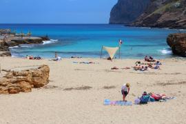 Denuncian que faltan ocho zonas infantiles en las playas del Port de Pollença