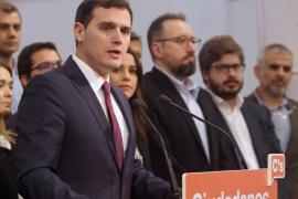 Rivera blinda a su núcleo de confianza en su candidatura al Comité Ejecutivo Nacional de Ciudadanos