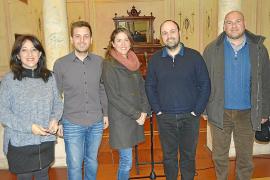 Entrega de los VIII Premis Llorenç Moyà