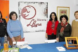 Conferencia de Eva Palomo organizada por el Colectivo Aurora Picornell