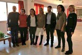 El IMAS presenta el proyecto de reforma de la Residencia La Bonanova