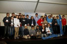 La catalana Silvia Mas gana a el Trofeo de la clase Optimist