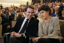 Aznar: «Con un estado débil y fragmentado perdemos todos»