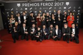 'Tarde para la ira' arrasa en los Feroz 2017