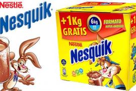 Un hombre encuentra 250 gramos de cocaína en una caja de Nesquik