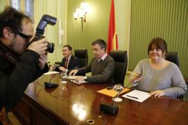 Huertas no tolera ser calificada como tránsfuga «ni que se me imputen actuaciones corruptas»