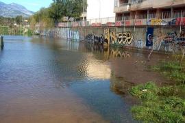 Inundaciones en Inca Serral de ses Monges