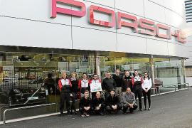 Centro Porsche Baleares recibió un nuevo galardón