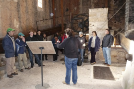 El Consell aprueba el régimen de visita pública en la finca Son Torrella