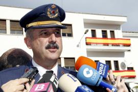 Carlos de Palma: «Todo está tranquilo y los  controladores trabajan con normalidad»