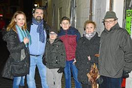 Sa Pobla arde en Sant Antoni