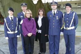 El Ejército del Aire festejó el día de su patrona, la Virgen de Loreto