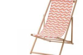 Ikea retira de la venta unas sillas de playa por posibles caídas