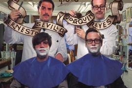 Joaquín Reyes y Ernesto Sevilla regresan al Auditòrium de Palma con 'Viejóvenes'
