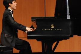 El virtuoso pianista Haochen Zhang recala en el Auditórium de Palma