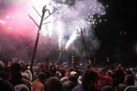 El Correfoc y Sant Sebastià Petit se celebrarán el próximo domingo