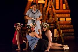 'Afrodita seductora', un espectáculo de poesía erótica en el Auditori d'Alcúdia