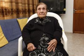 La ibicenca Agnès Planells cumple 100 años