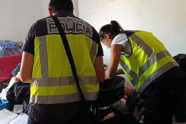 Detenido el dueño de un agroturismo de Manacor que tenía a los empleados en jaulas