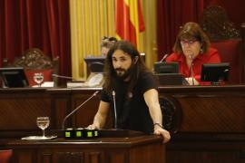 Maicas y Picornell están en «una buena posición» para presidir el Parlament, según Camargo