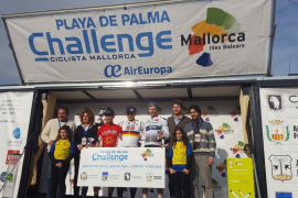 André Greipel se alza con la victoria en la primera parada de la Challenge Ciclista Mallorca