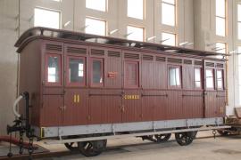 Proyectan un tren turístico entre Son Carrió y Sant Llorenç con fondos de la ecotasa