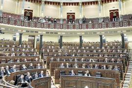 Los partidos políticos, la institución en que menos confían los españoles