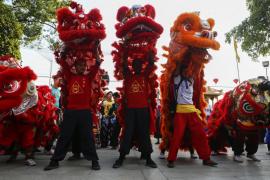 Unos 5.000 chinos residentes en Baleares celebrarán este viernes el nuevo año chino
