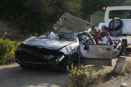 Baleares cuenta con 353 kilómetros de carreteras consideradas peligrosas