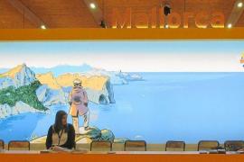 Mallorca se promociona con imágenes de cómic