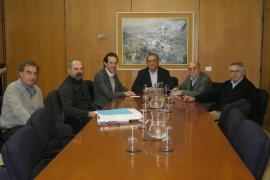 Las obras de mejora de la autovía de Palmanova a Peguera se iniciarán en febrero