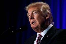 Trump apoya la marcha contra el aborto en Washington