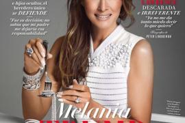 Melania Trump protagoniza la inoportuna portada de Vanity Fair de febrero en México