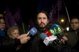 Iglesias pide a Competencia que investigue la subida del precio de la electricidad