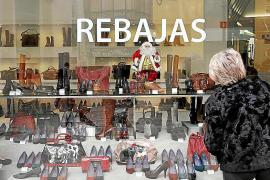 El 84% de los comerciantes de Mallorca se muestran «insatisfechos» con las rebajas, según Pimeco