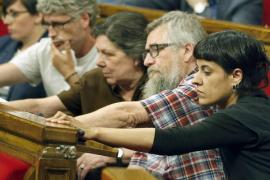 La CUP avala los presupuestos catalanes por una amplia mayoría