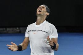 La leyenda de Rafael Nadal continúa