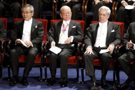 Ceremonia de entrega de los premios Nobel