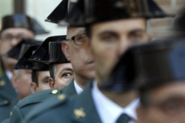 El Gobierno reconoce 52 suicidios de guardias civiles en los últimos cinco años
