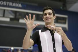 Javier Fernández conquista su quinto Europeo de patinaje y agranda su leyenda