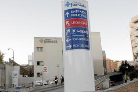 Hospitalizada una interna de un geriátrico de Palma tras caer por el hueco del ascensor