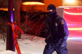 Al menos 6 muertos en un tiroteo en una mezquita de Quebec