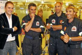 Joan Rosselló es nombrado nuevo jefe de los Bombers del Consell de Mallorca